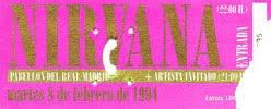 Nirvana+1994-02-08+Madrid+3