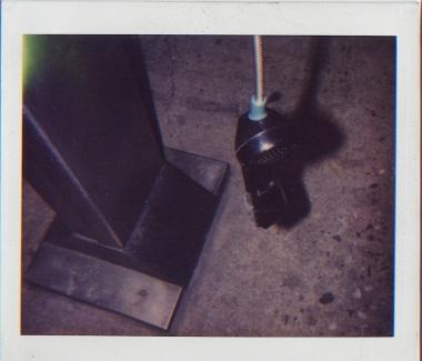 Polaroid teléfono NYC
